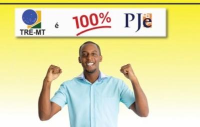 TRE-MT implanta PJe em 100% das Zonas Eleitorais de Mato Grosso